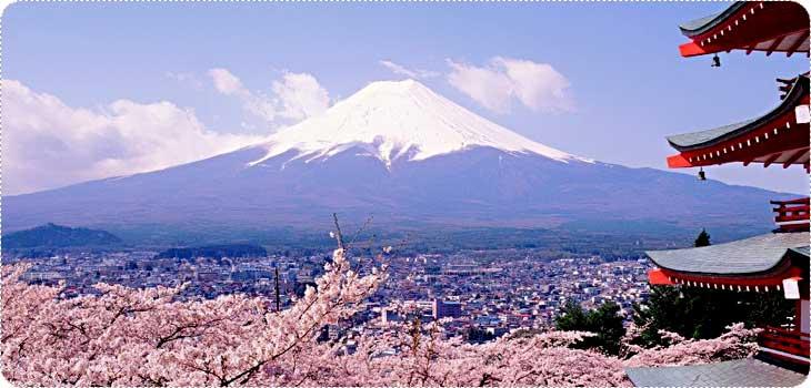 ภูเขาไฟฟูจิ ( Fuji )