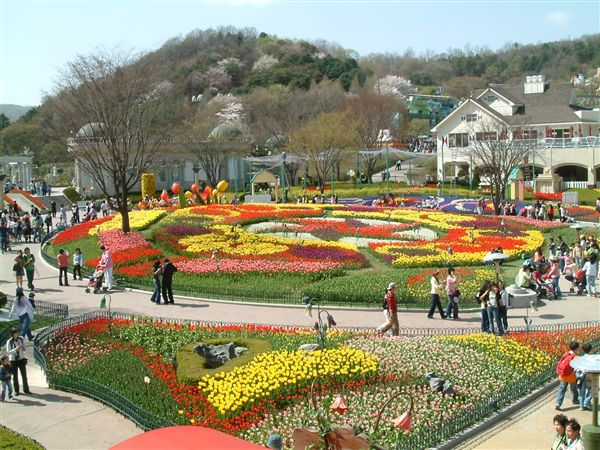 ทัวร์เกาหลี everland
