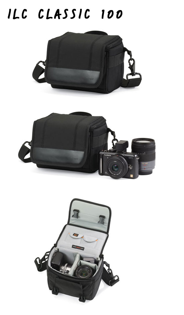 Lowepro Ilc Classic 50 Shoulder Bag 55