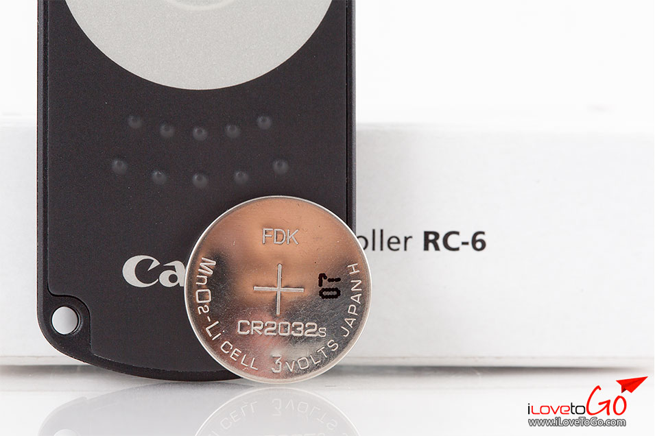 how to use canon remote control rc 6